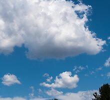 Clouds 13 by Fran Woods