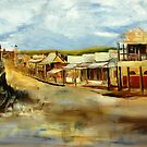Beechworth Ford Street by Glen Johnson
