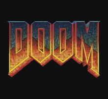 Doom Video Game by punglam