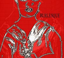 Red Burlesque by Kater
