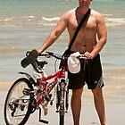 Beach Biker by DonMc