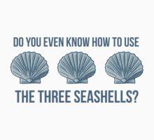Three Seashells by rwshilling