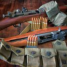World War I and II Main Battle Weapons by homendn