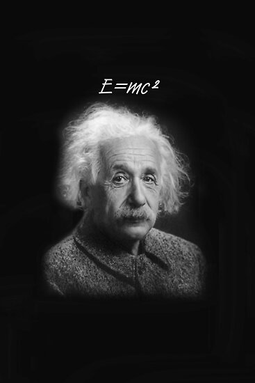 E=mc2  by Catherine Hamilton-Veal  ©