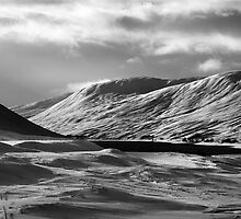 Drumochter - When The Snows Come by Kevin Skinner