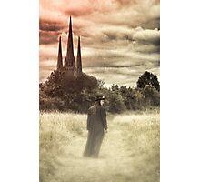 Dark Towers Photographic Print