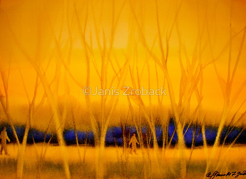 January Day.. by ©Janis Zroback