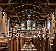 Christ Church, Kilndown by Dave Godden