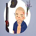 """""""Bang bang, he shot me down ,Bang bang, I hit the ground"""" by daniloschirru"""