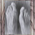 A Woman's Feet Framed by Kellice