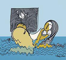 yoga 2 by artist singh  by Artist  SinGh