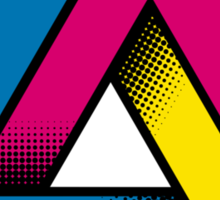 The Penrose Triangle Sticker