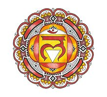 The Root Chakra by heavenlyhenna