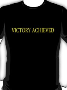 Victory Achieved - Dark Souls T-Shirt