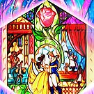 Beauty &amp; The Beast by racPOP Cases