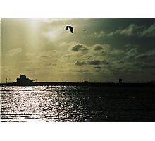 Surf & Sky Photographic Print