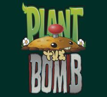 Plant The Bomb PVZ by DTzine