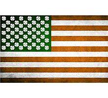 Irish American 015 Photographic Print