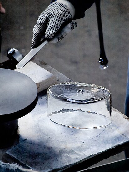 Glass Blowing - Separation by vivendulies