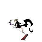 Soul Eater: Maka Albarn by darkcloud57