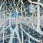 &#x27;THE MOON GRANTS SHADOWS TO WOODS THAT SING&#x27;   by Jerry Kirk