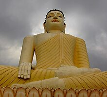 Aluthgama Buddha by David Clark