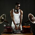 hunky gramophone dj by dubassy
