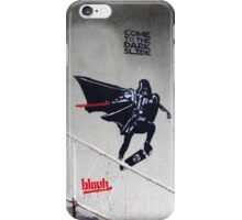 Darth Vader Skateboarding iPhone Case/Skin