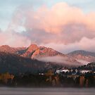 Stanley Hotel View by John  Sperry