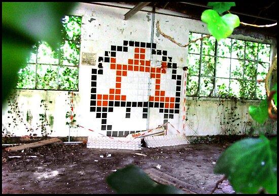 Mario Mushroom 16bit by blouh