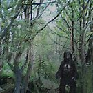 Bigfoot Sighting! by Extreme-Fantasy