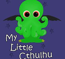 My Little Cthulhu  by nimbusnought