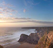 stunning england coast by dubassy
