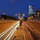 barcelona night rush by dubassy