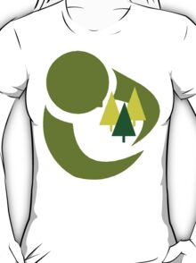 "Earth Day ""Save The Trees"" T-Shirt"