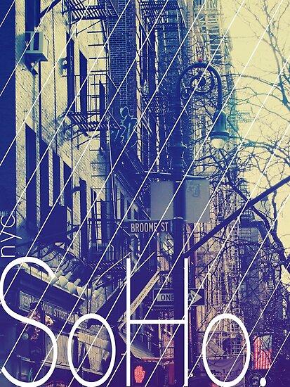 New York (SoHo) by Richard Yeomans