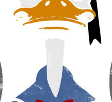 Donald Duck Bad Motherfucker Sticker