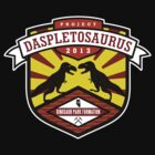 Project Daspletosaurus Tee - Dark Color by David Orr