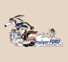 Foulger Ford by GasGasGas