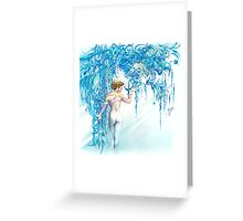 """""""FEBRUARY"""" from """"Calender Sheets"""" Greeting Card"""
