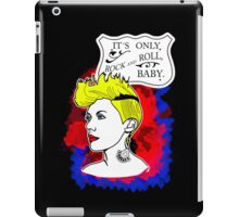 It´s only Rock and Roll iPad Case/Skin