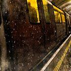London Underground by Sharonroseart
