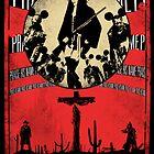 Far West Zombie by larrybbello