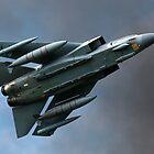 Tornado figter jet by Martyn Franklin