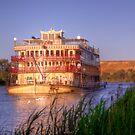 Murray River Princess - Sunnyside, Murray Bridge, SA by Mark Richards