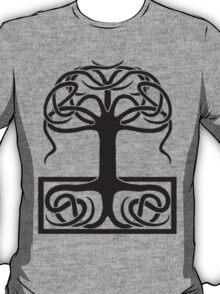 The World Tree, Yggdrasil T-Shirt