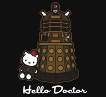 Hello Doctor by RebelCollective
