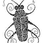 Doodle Bug by artbybrad