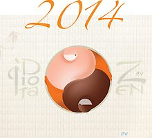 IZ Calendar 2014 by PV64