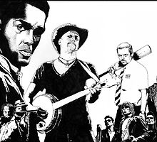 Zombie Killers by Andrew Dawe-Collins